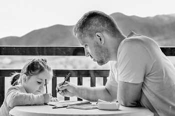 Ouderschapsplan evalueren; geen loze letter